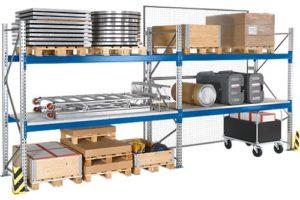 Logistiikka- ja varastotuotteet